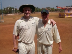 Cowden with Turk (Goa)