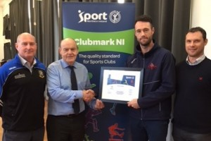 CIYMS Cricket Club Clubmark NI Accreditation Renewed
