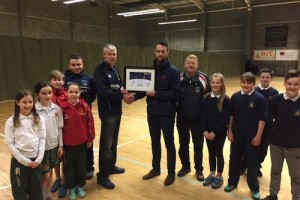 Derriaghy Cricket Club Clubmark NI Accreditation Renewed