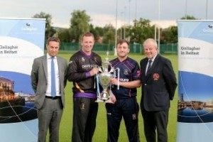 A J GALLAGHER JOINS THE ULSTER CRICKETER