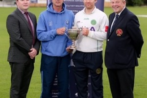 GMcG Junior Cup Final - North Down IIs v Muckamore IIs