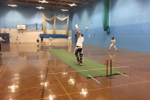 NCU Indoor Winter League - Week 1