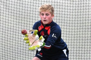 Andrew White NCU Cricket Academy