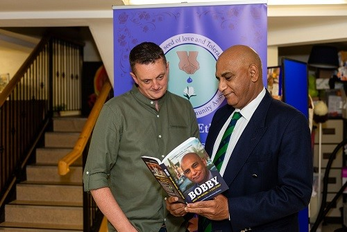 New Book Chronicles The Life of Irish Cricket Legend Bobby Rao