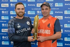 ICC congratulates Scotland and Netherlands on winning World T20 Qualifier