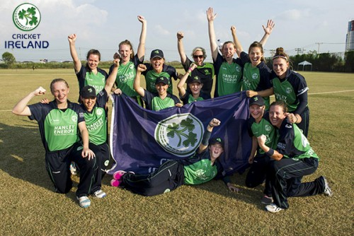 IRELAND WOMEN DEFEAT SCOTLAND TO QUALIFY FOR T20 WORLD CUP FINALS IN INDIA